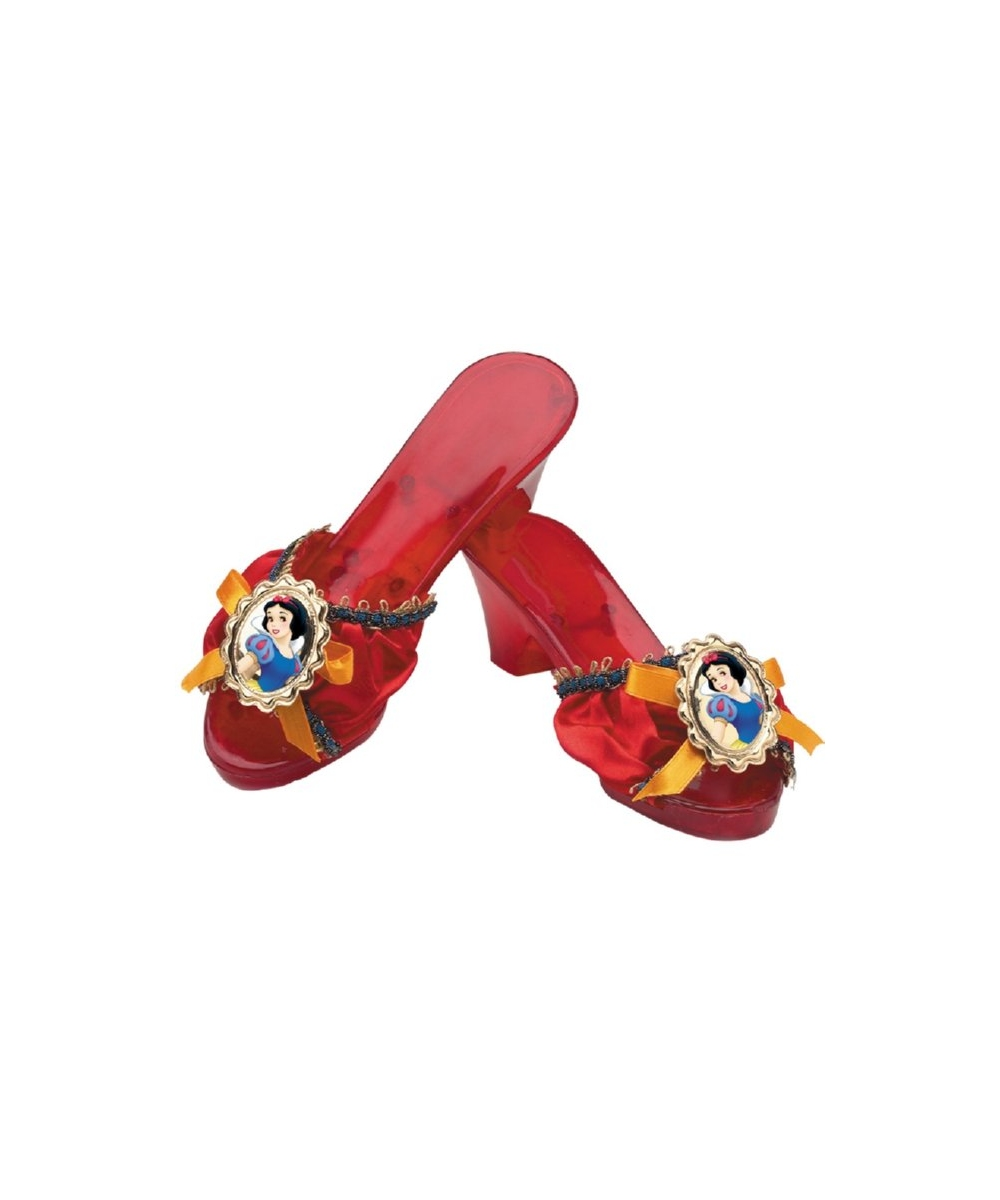 snow white shoes costume