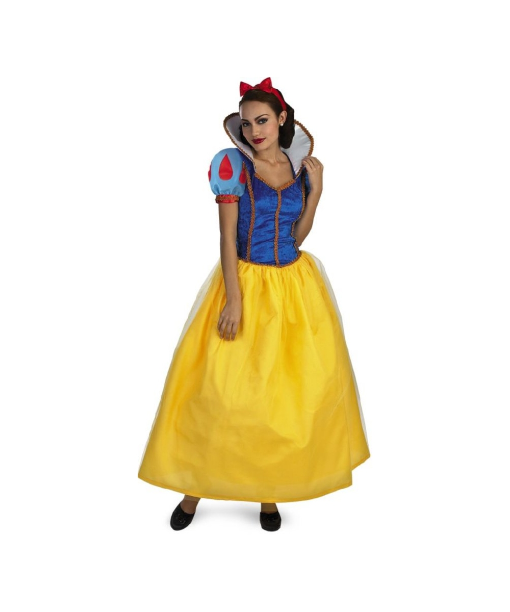 Snow White costume 4
