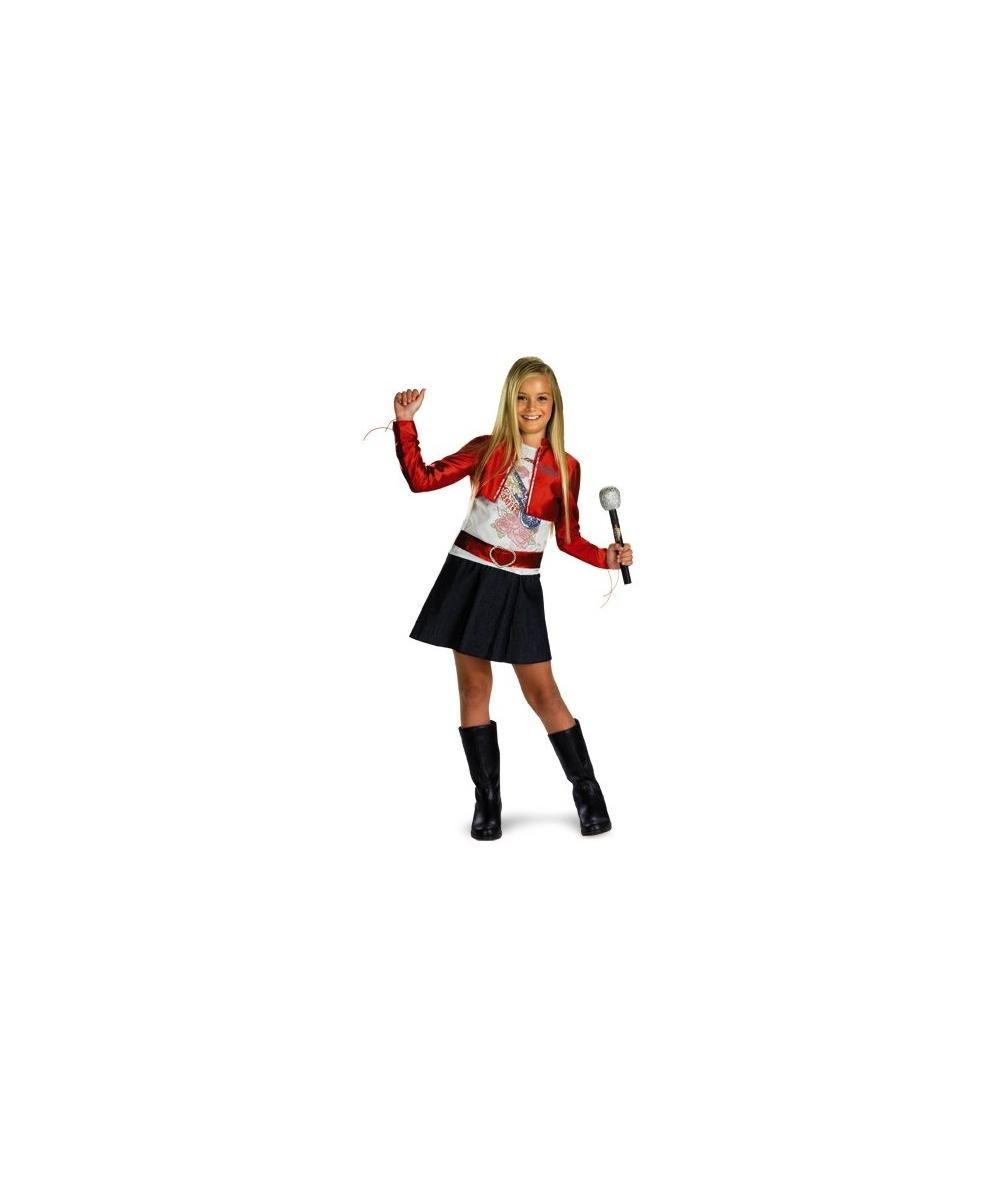 Adolescents hannah montana costumes