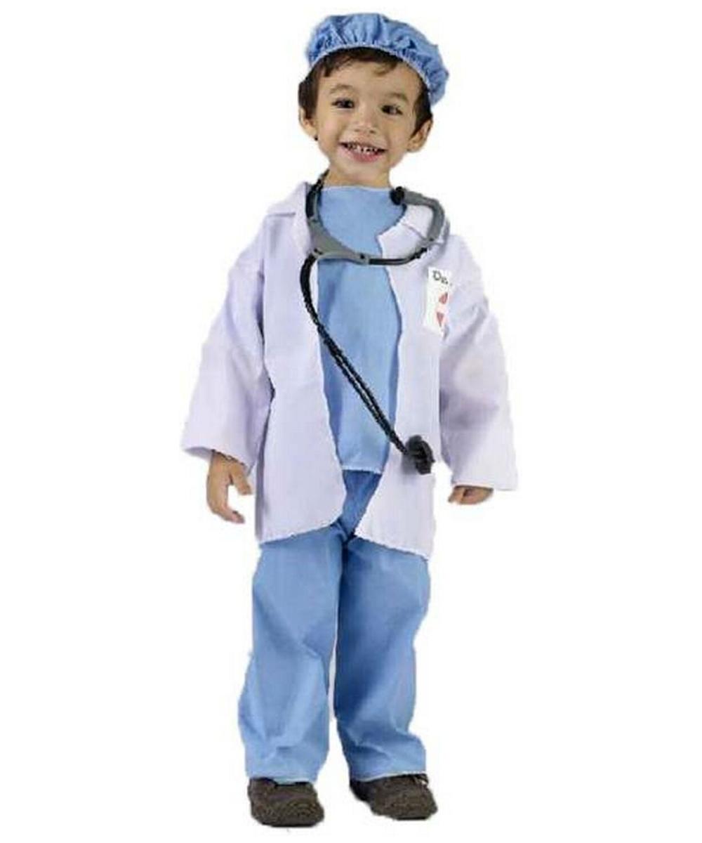 doctor kid Doctor Toddler Costume