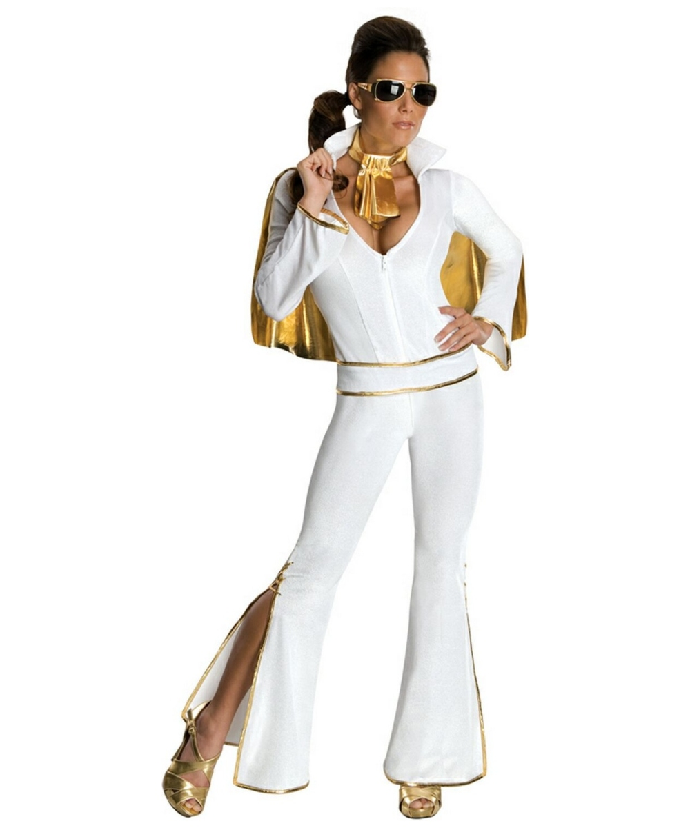 elvis presley womens costume