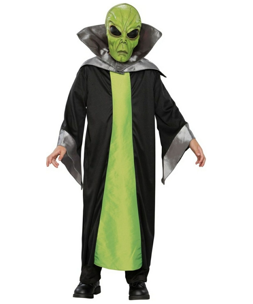 Evil Alien Costume - Kids Costume - Scary Halloween Costume at ...