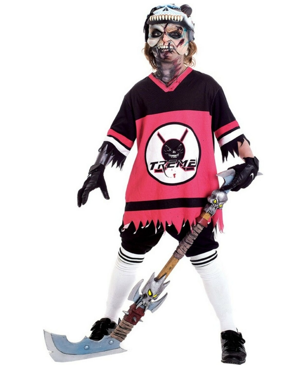 extreme players slice costume kids costume scary halloween costume at wonder costumes