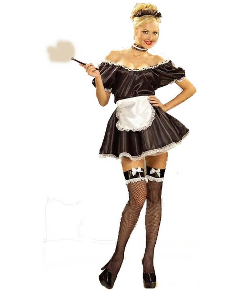 Download image Fifi French Maid Costume PC, Android, iPhone and iPad ...