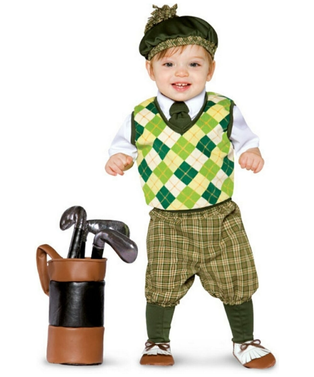 Golf Future Er Baby Costume - Boy Sports Costumes