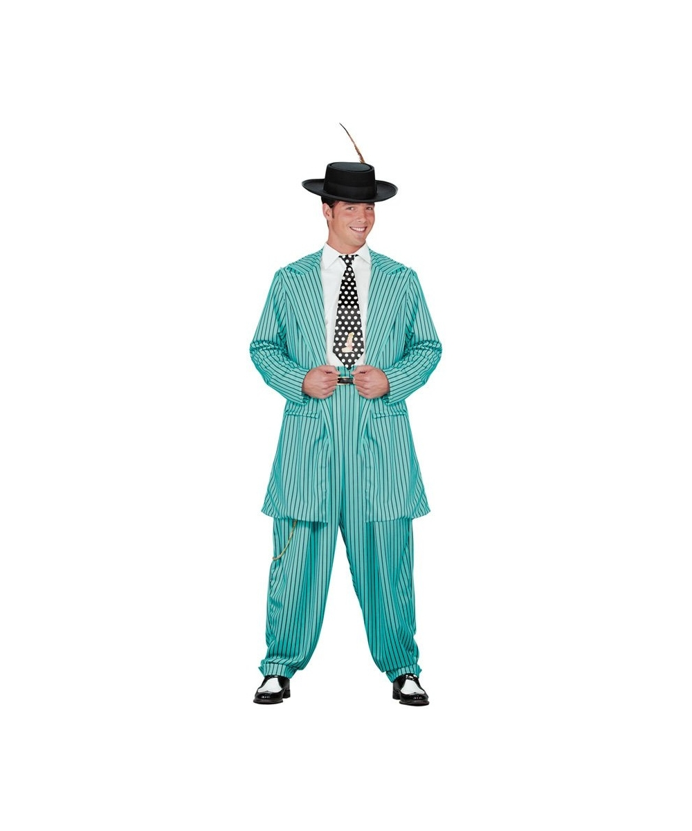 Zoot suit fashion history 21