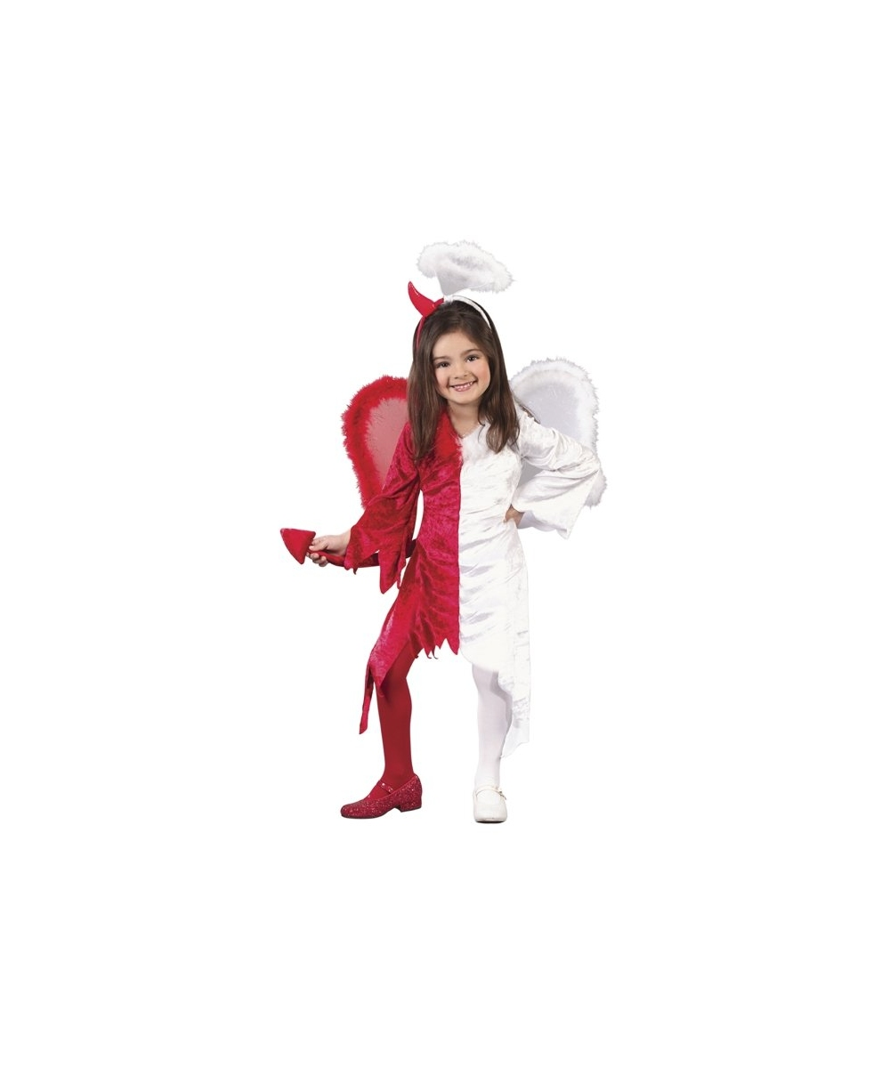 Angel And Devil Baby Costume