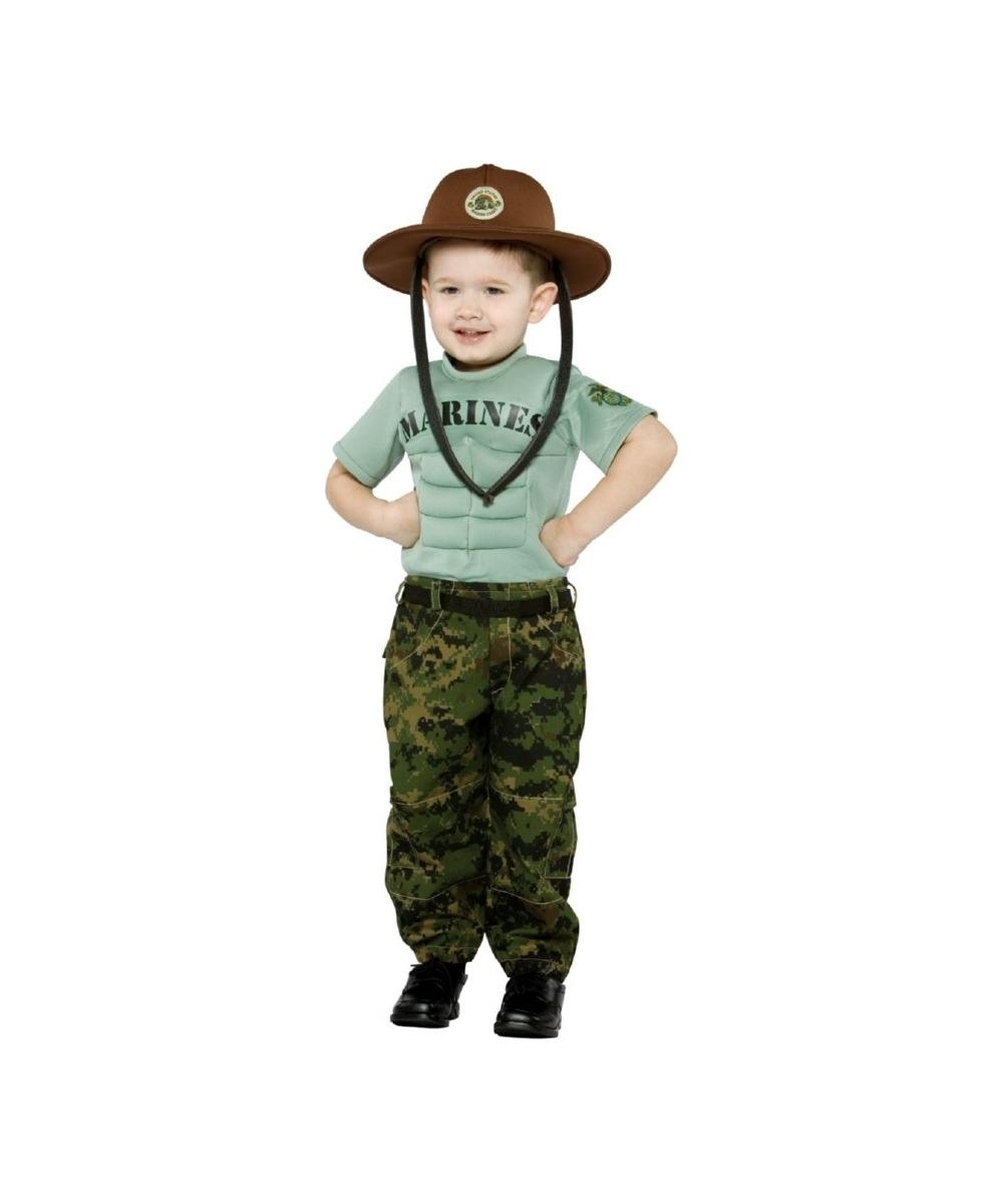 Marine Infant Costume Kids Halloween Costumes