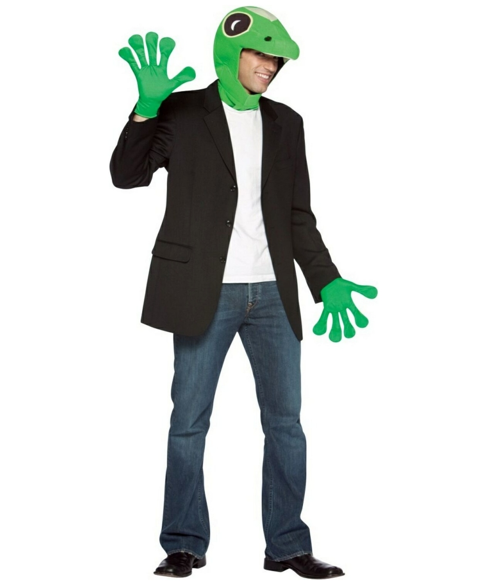 Gecko Costume Kit Adult Costume Accessory Kit At