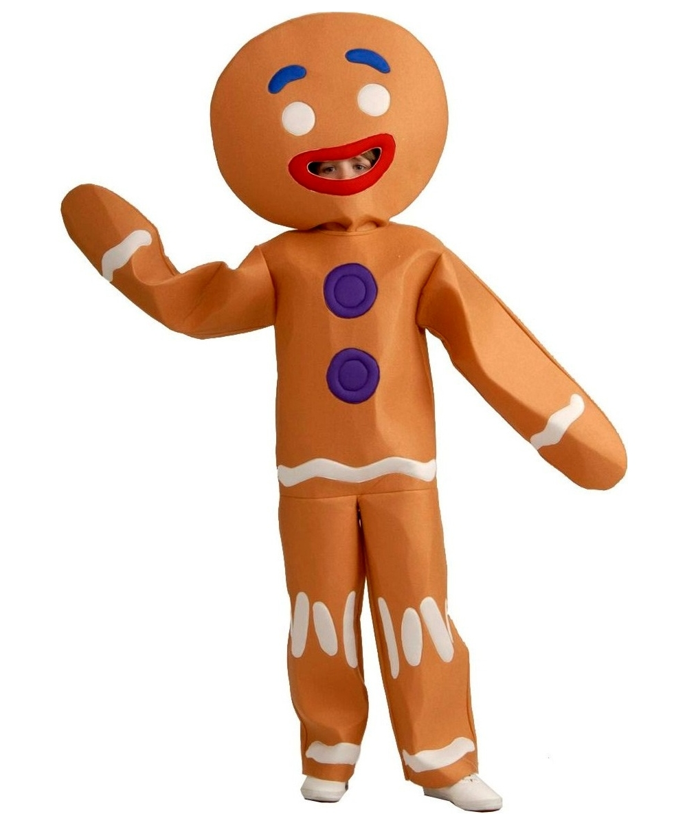 Large Gingerbread Man | New Calendar Template Site
