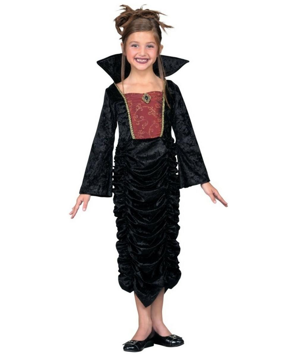 kids vampire costumes girls vampire costumes gothic vampire queen kidsVampire Queen Costume For Kids