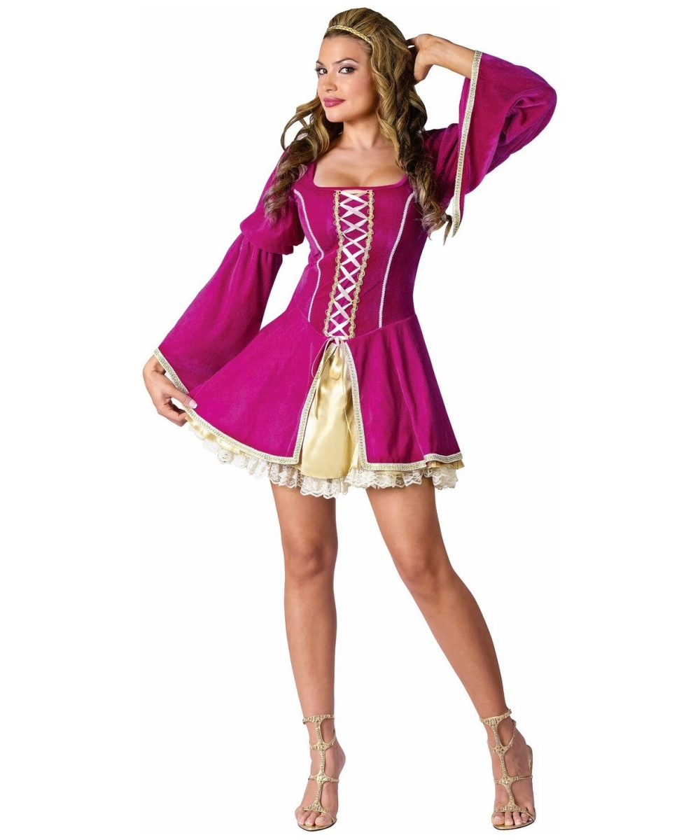 Guinevere Costumes Adults Guinevere Adult Costume