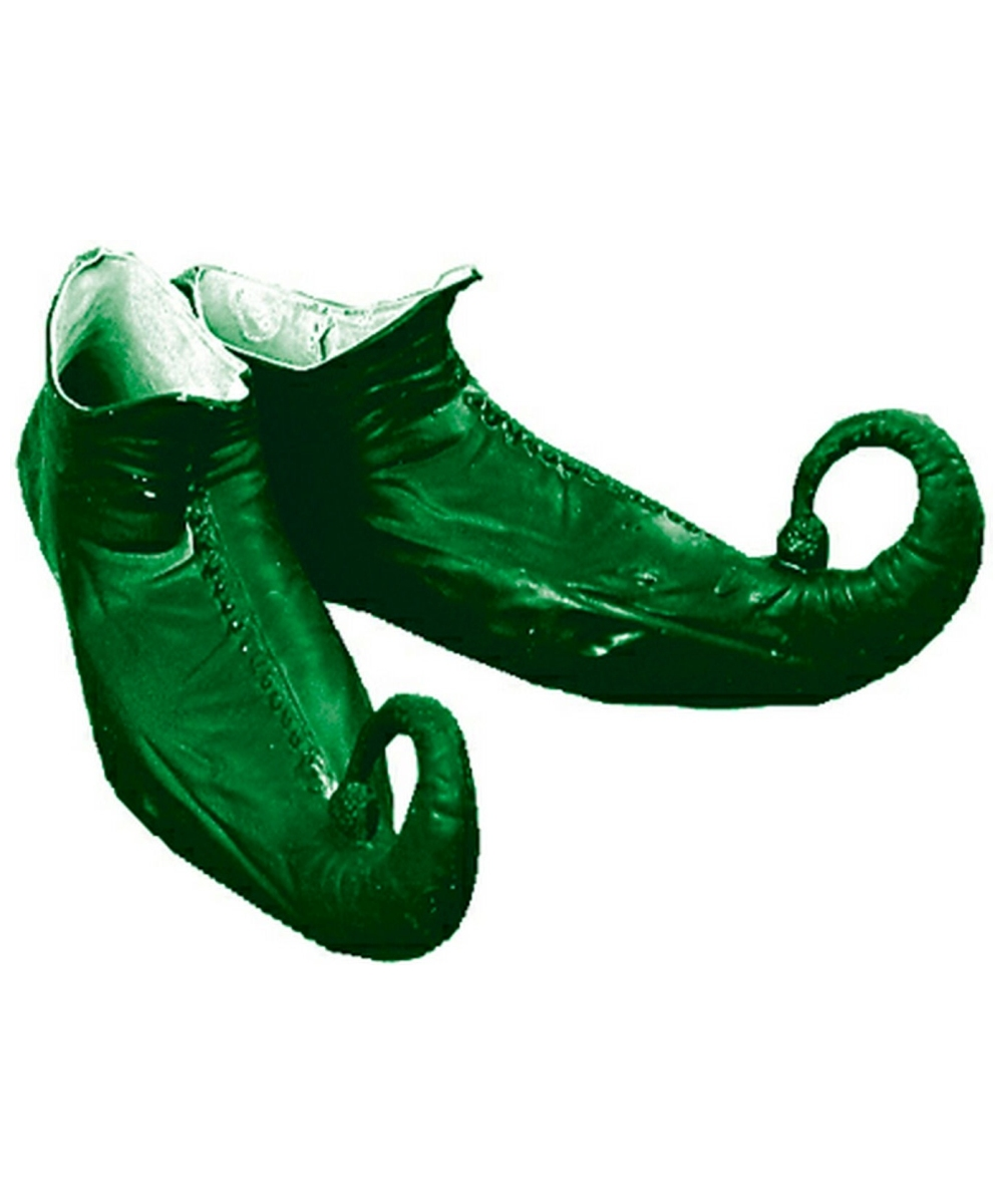 Mens Red Elf Shoes
