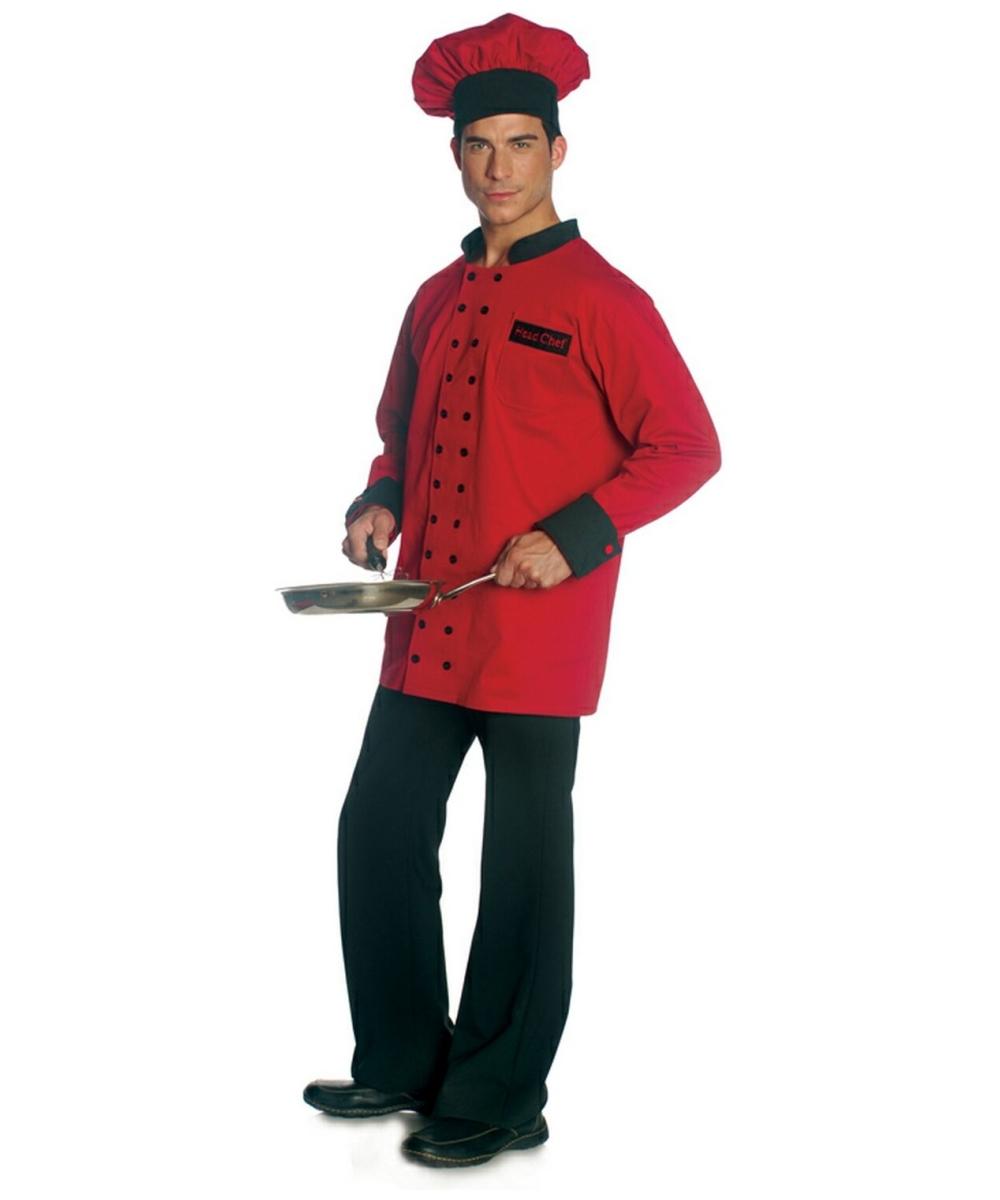 Head Chef Costume