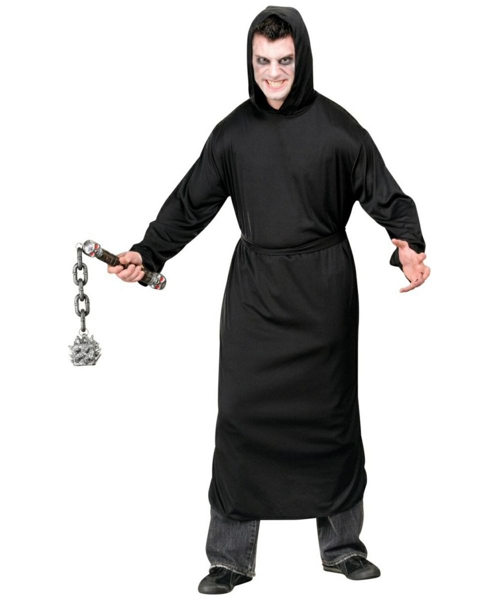 horror robe costume adult costume scary halloween costume at wonder costumes. Black Bedroom Furniture Sets. Home Design Ideas