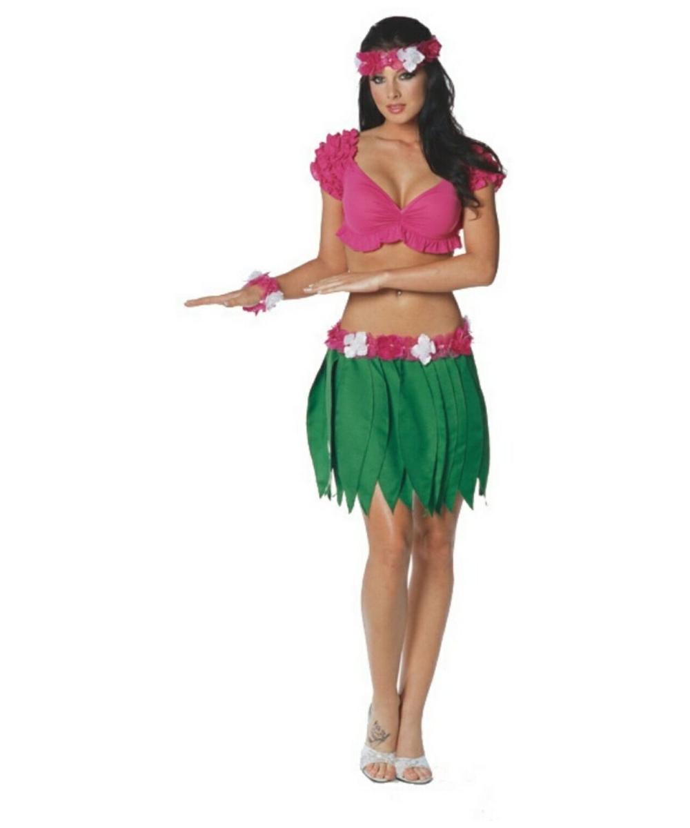 Что нужно для гавайской вечеринки своими руками