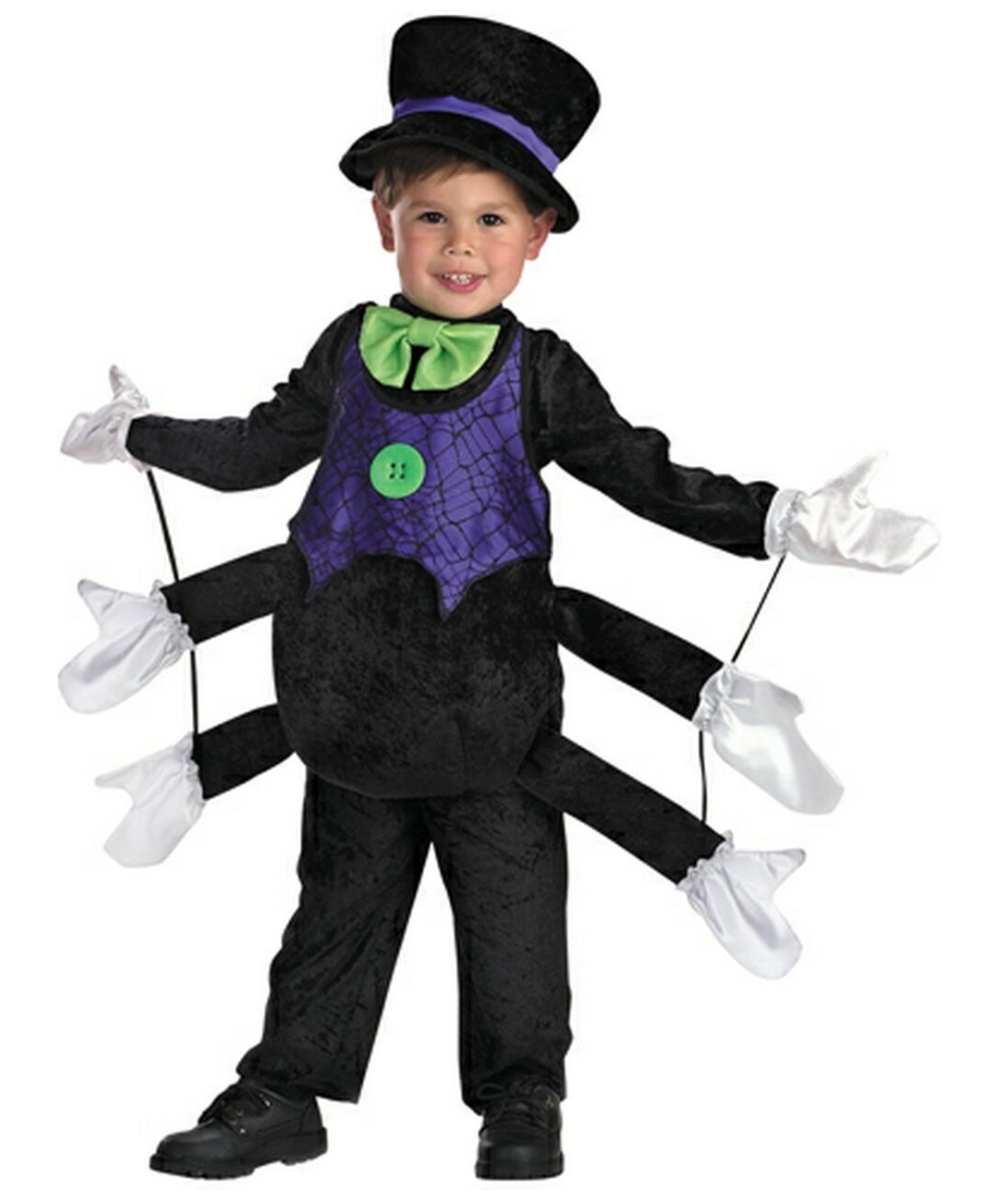 Itsy Bitsy Spider Costume - Toddler Costume - Halloween Costume at ...