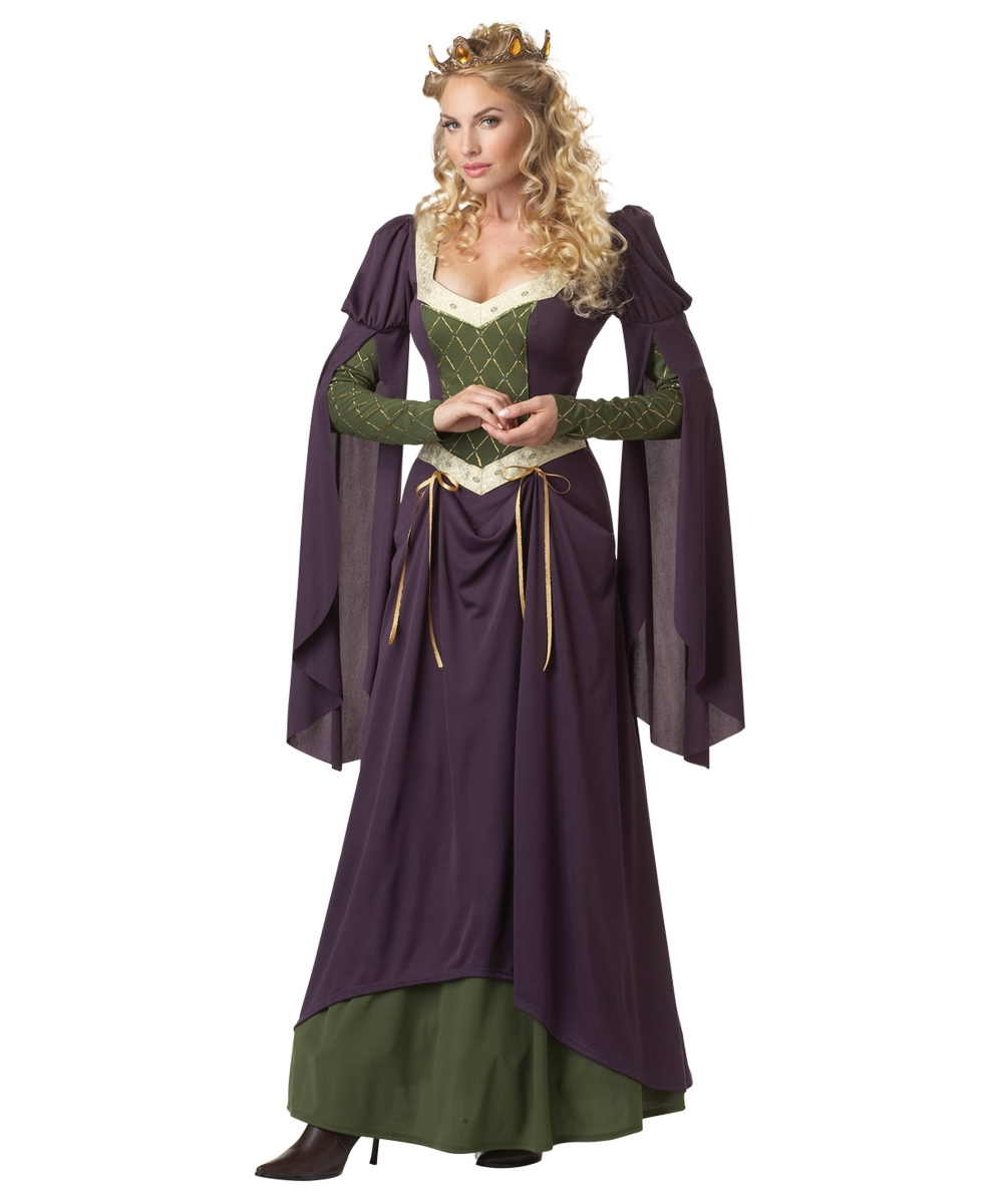 LADY IN WAITING WOMENS COSTUME