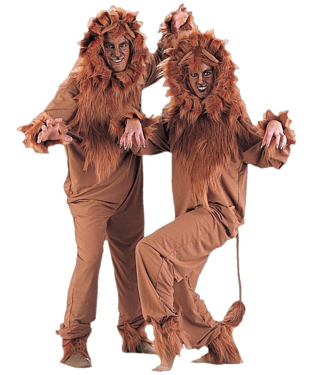Adult Lion Costume 116