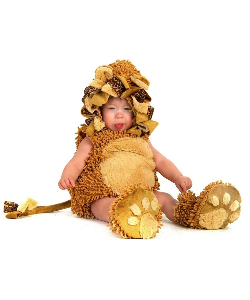 Little Baby Lion Animal