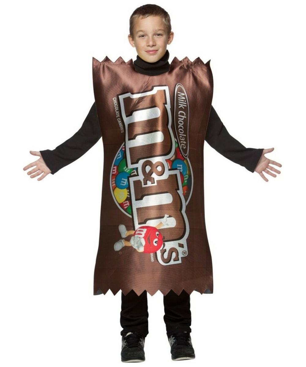 M&M Halloween Costume