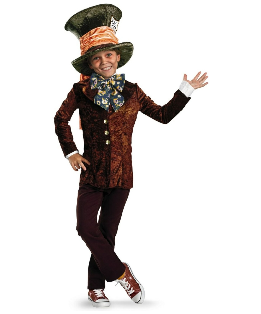 mad hatter costume - photo #18