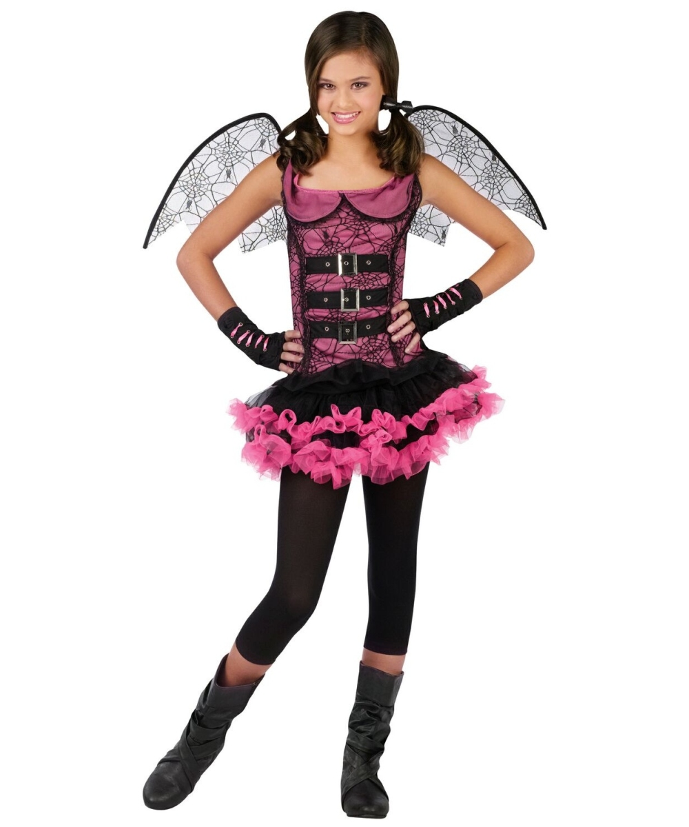 Night Wing Spider Costume - Child/teen Costume - Teenager ...