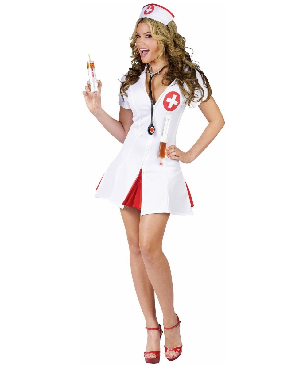 Nurse Say Ahhh Women Costume