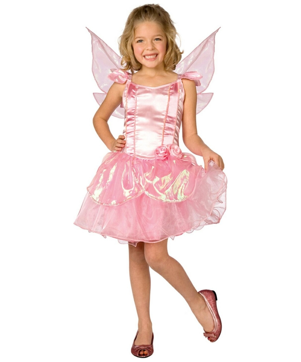 Pink Fairy Dresses