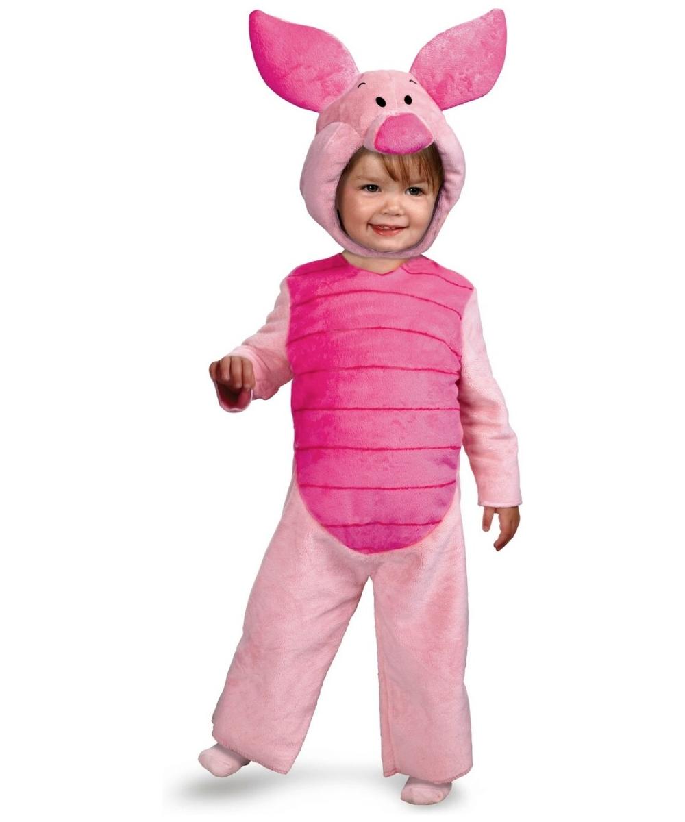 Piglet Disney Girl Costume Halloween
