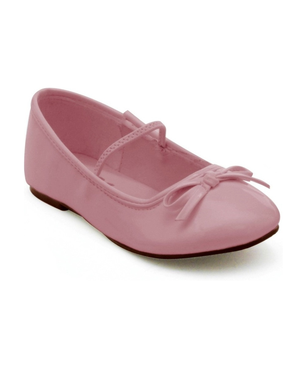 Kids Ballet Shoes Pink - Costume Shoes