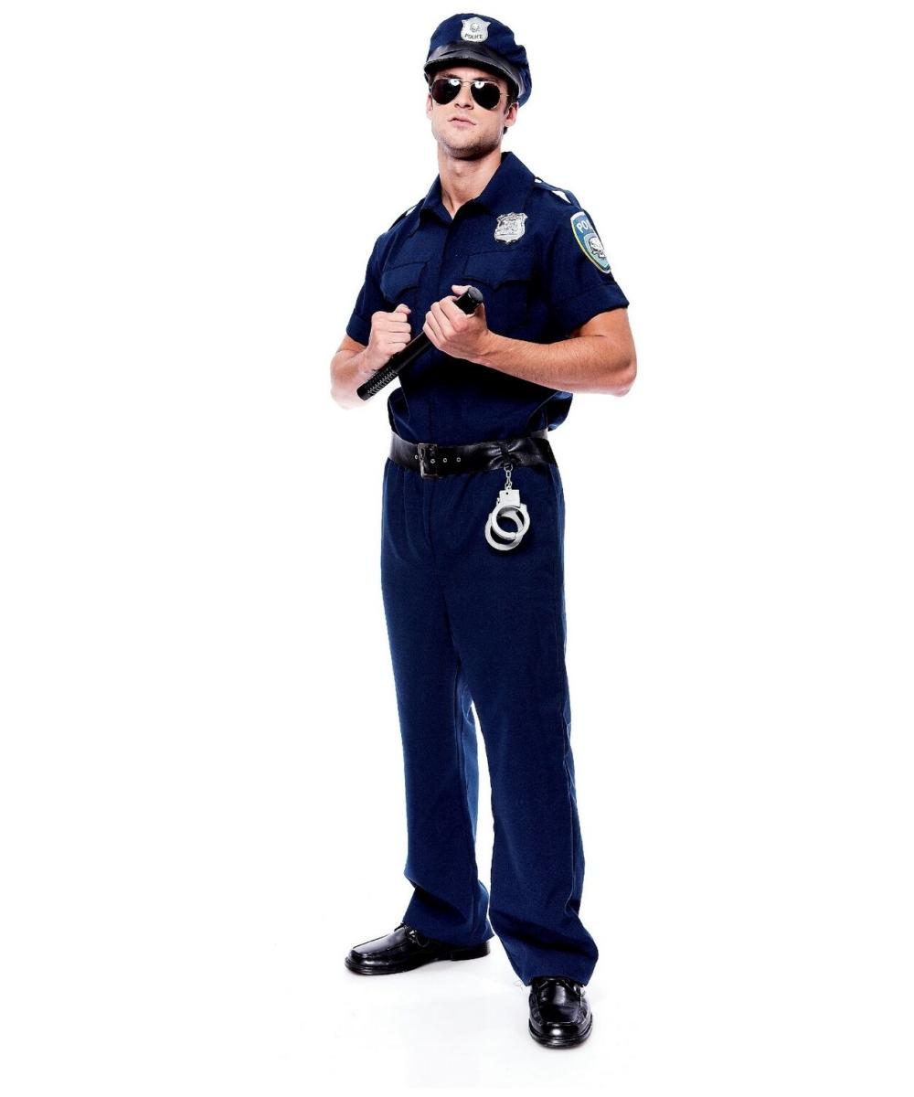 Прокат костюма полицейский 6 фотография