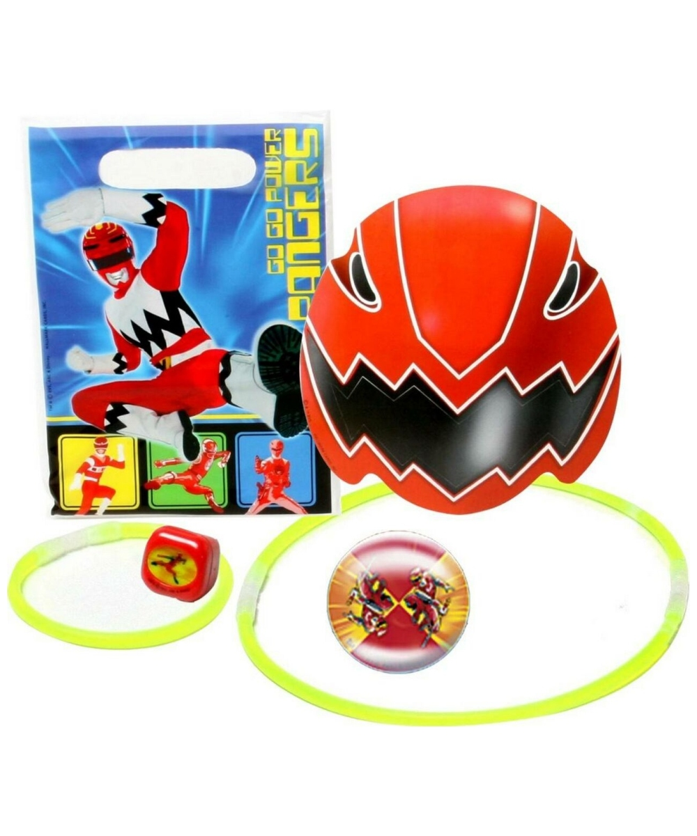 Power Rangers Party Favor Kit