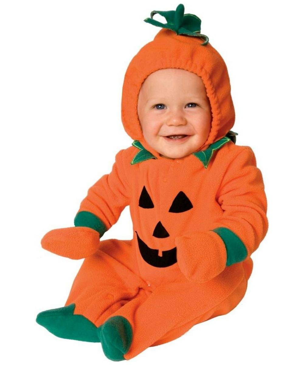Precious Pumpkin Baby Halloween Costume - Baby Pumpkin ...