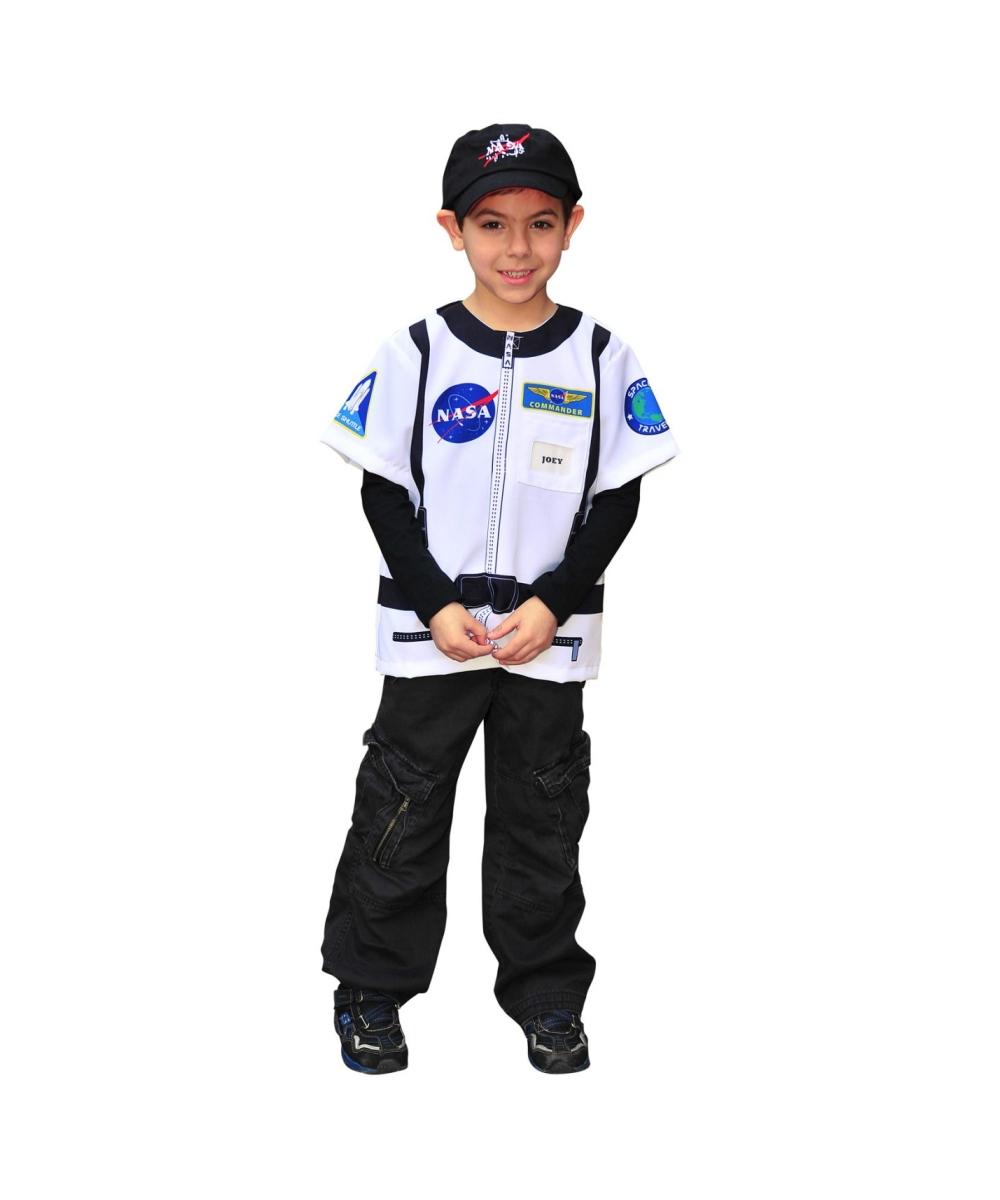 astronaut kids costume boys costumes. Black Bedroom Furniture Sets. Home Design Ideas