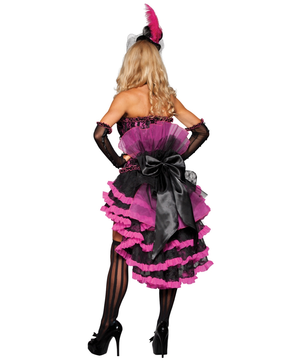 Burlesque sexy costume