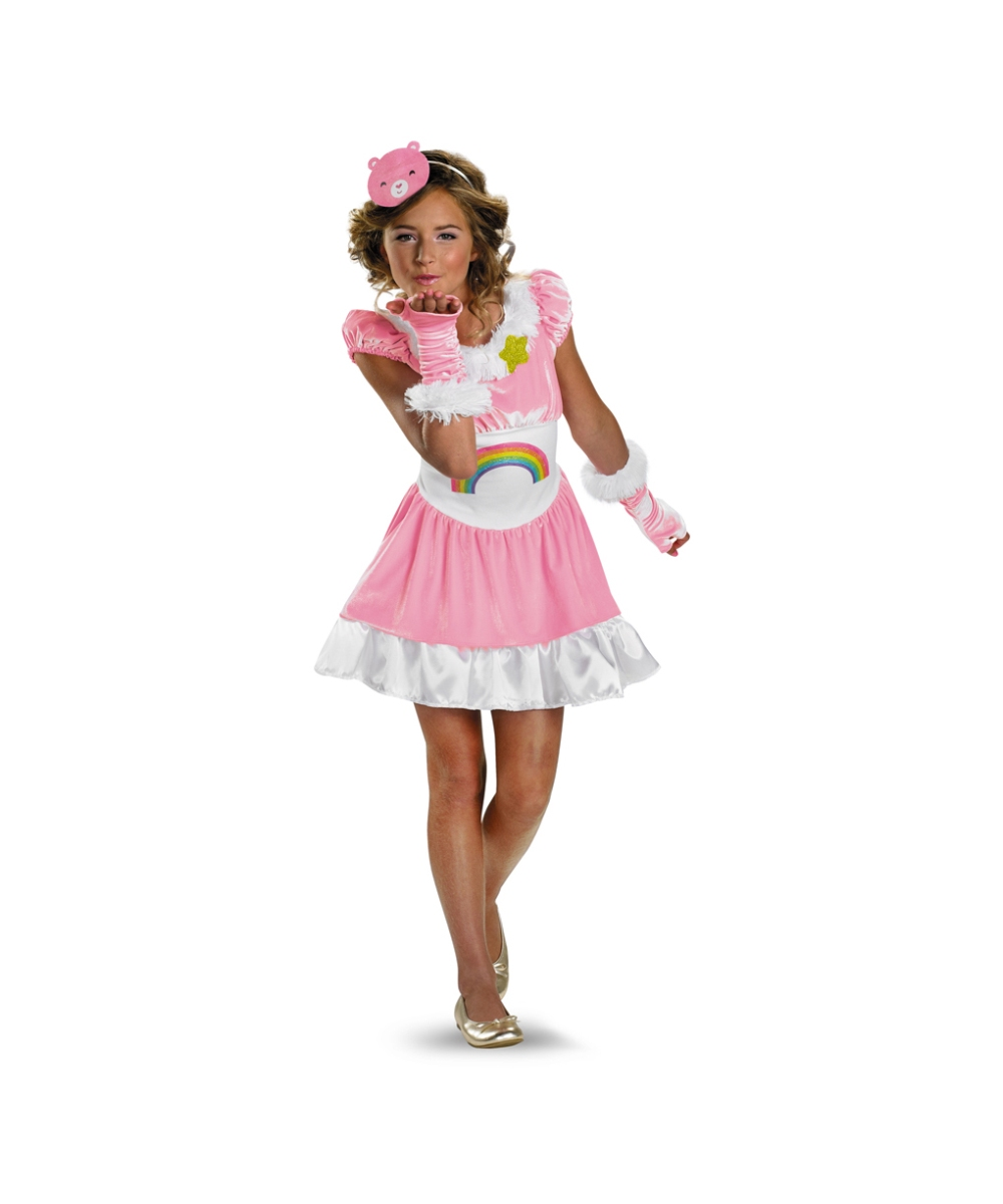 Adult cheer care bear costume