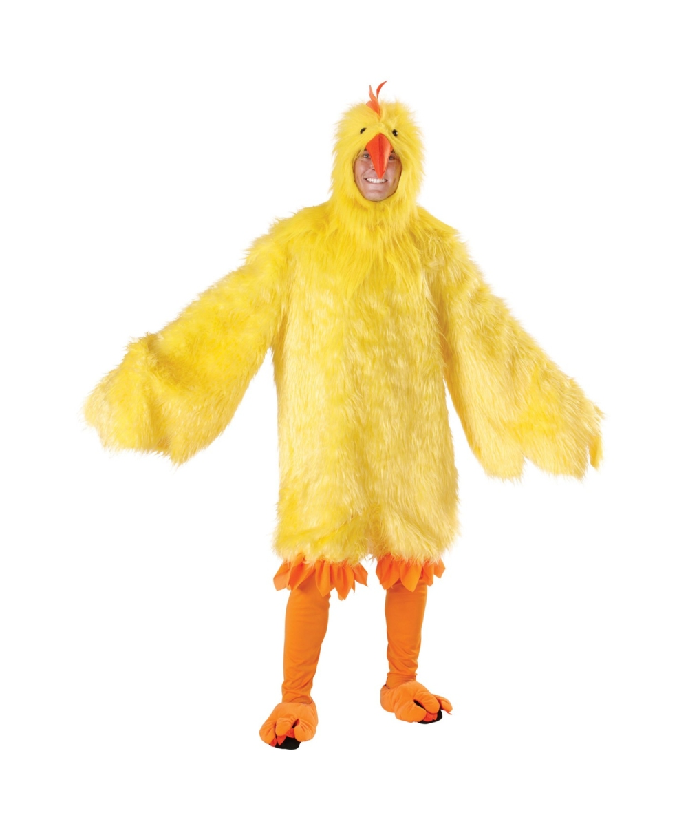 Chicken halloween costume adult