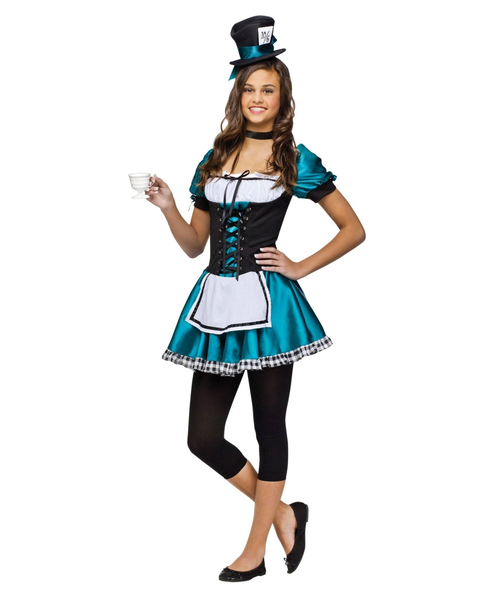 alice in wonderland mad hatter costume ideas