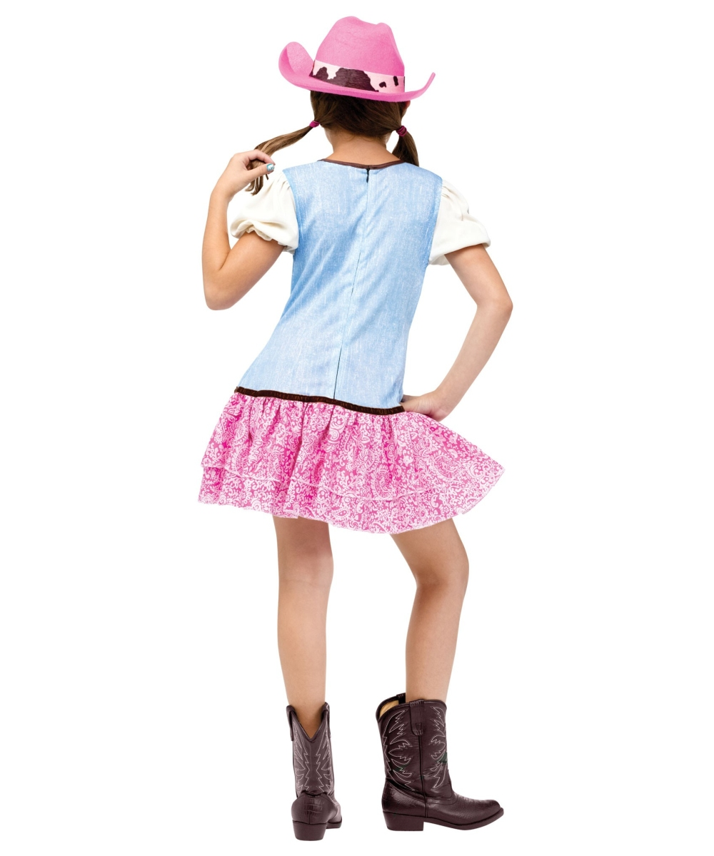 Home ladies costumes rodeo gal costume - Rodeo Sweetie Girls Costume