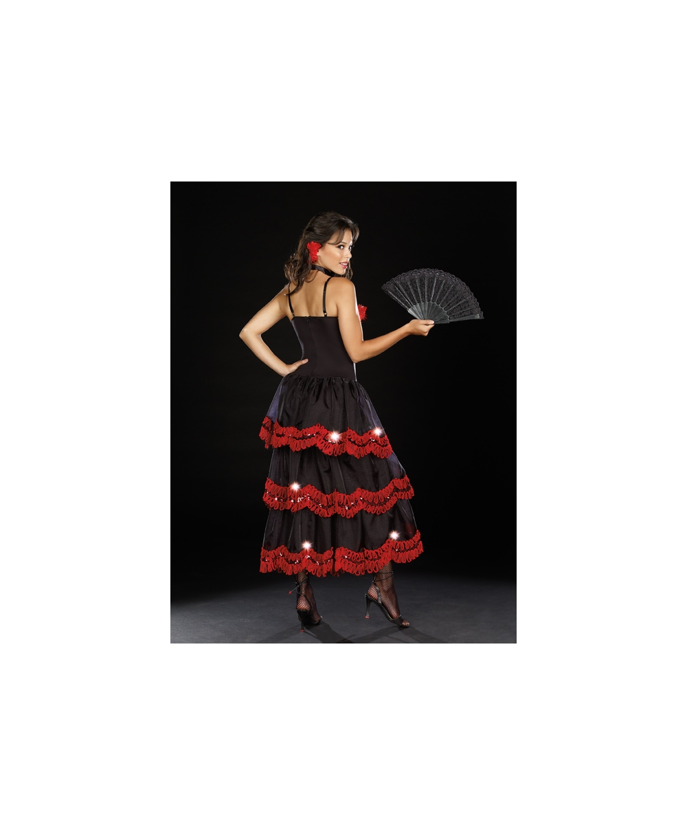 costume adult Spanish seduction