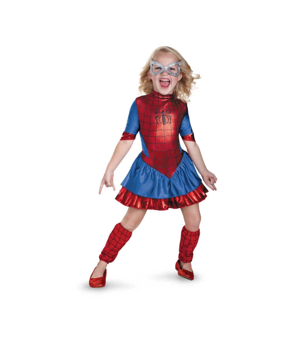 spider girl movie halloween costume girls costumes - Spider Girl Halloween Costumes