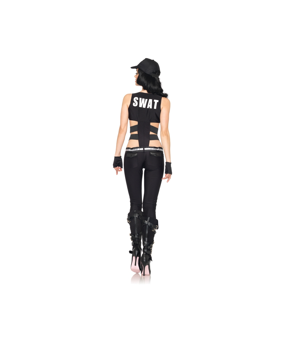adult swat sniper police sexy costume - Swat Costumes For Halloween