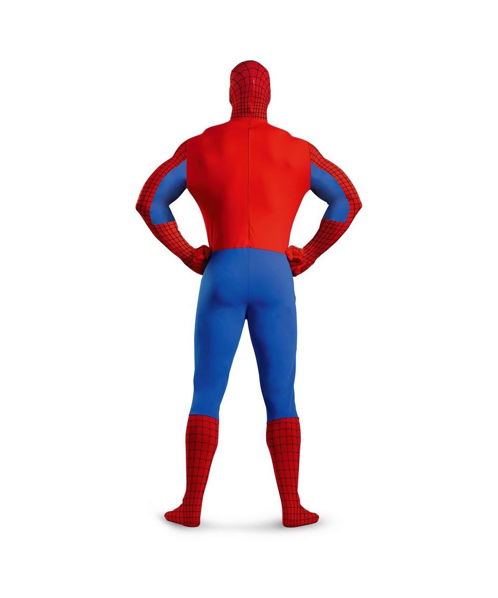 Костюм Человека-паука своими руками. Как сделать костюм 2