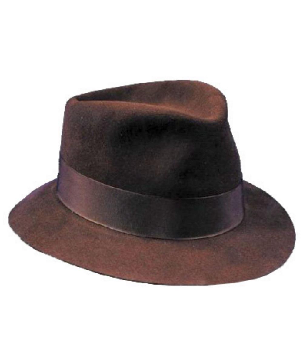 Adult Brown Adventure Hat - Men Halloween Costumes