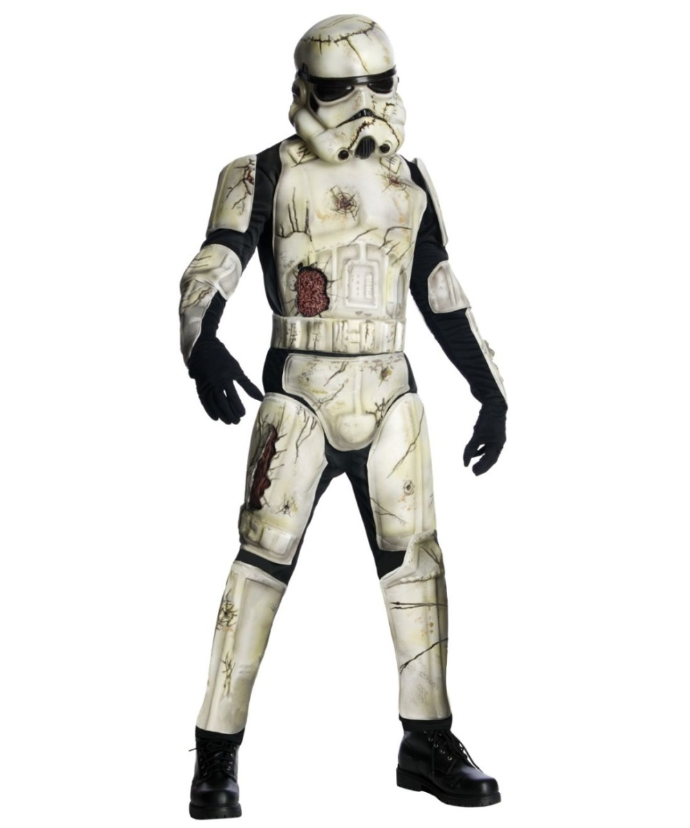 adult death trooper costume men costume. Black Bedroom Furniture Sets. Home Design Ideas
