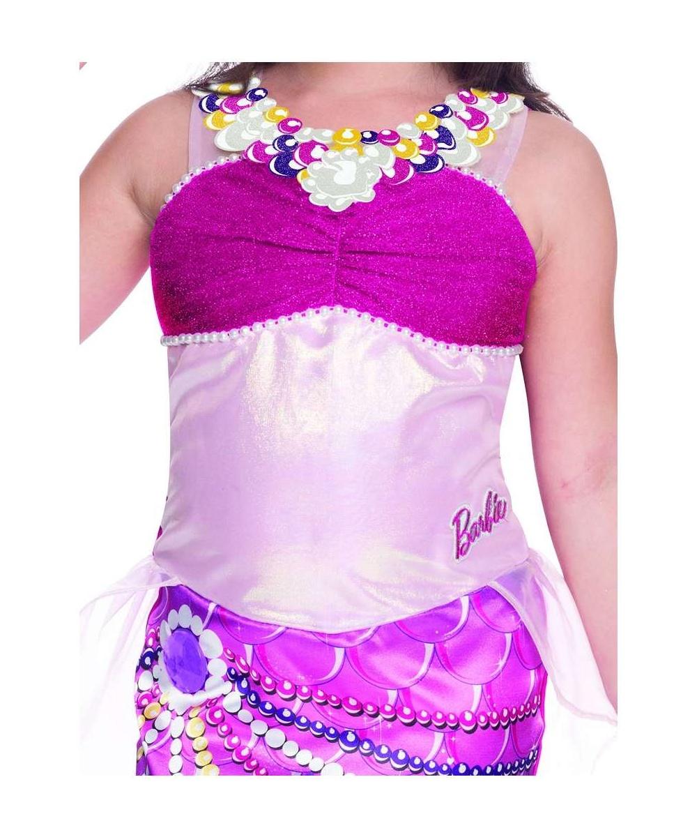 Barbie Lumina Girls Costume - Girls Costume