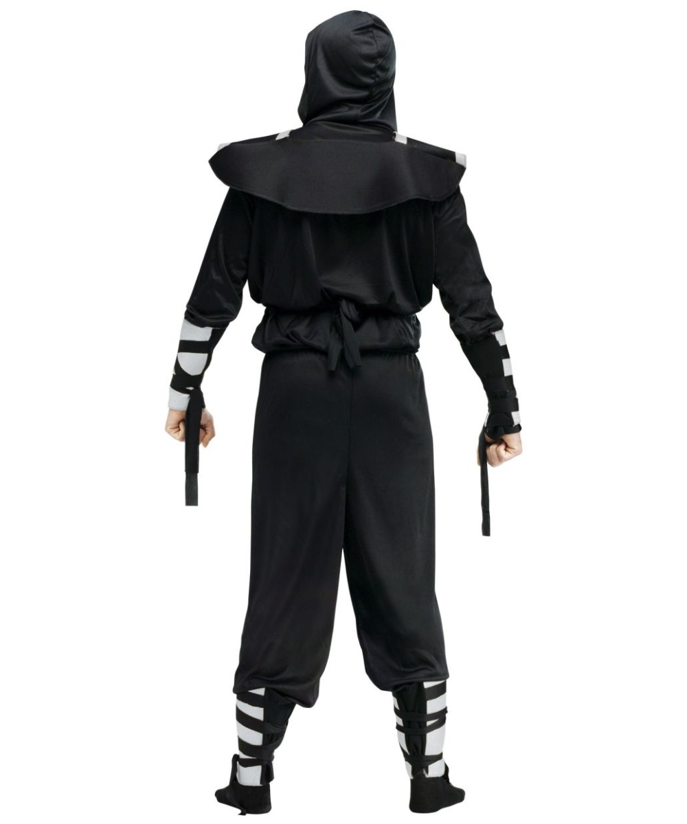 Dragon Ninja Assassin Mens  Ninja Assassin Cosplay