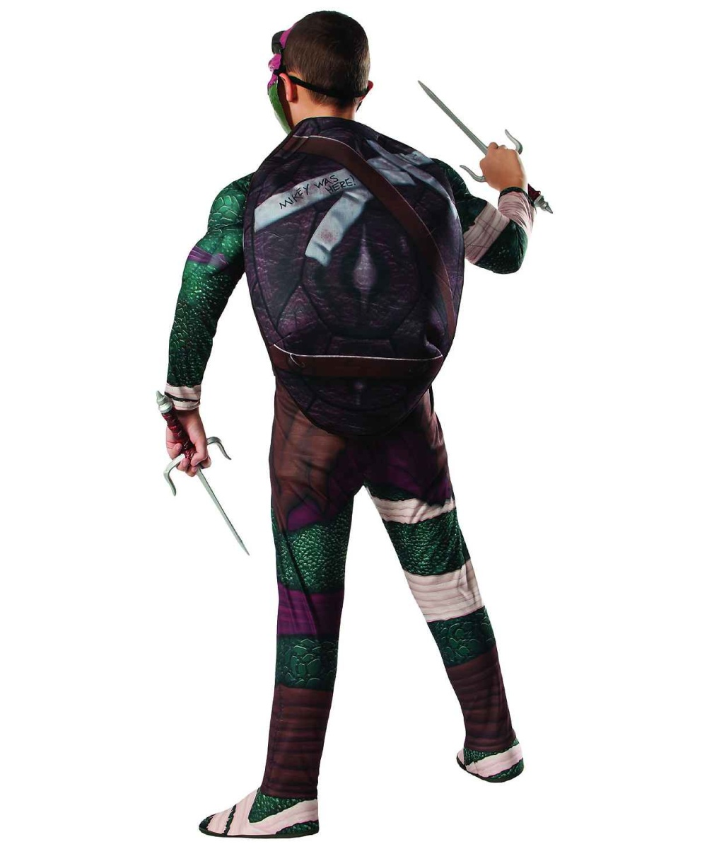 Ninja Turtles Raphael Boys Costume - Boys Costume