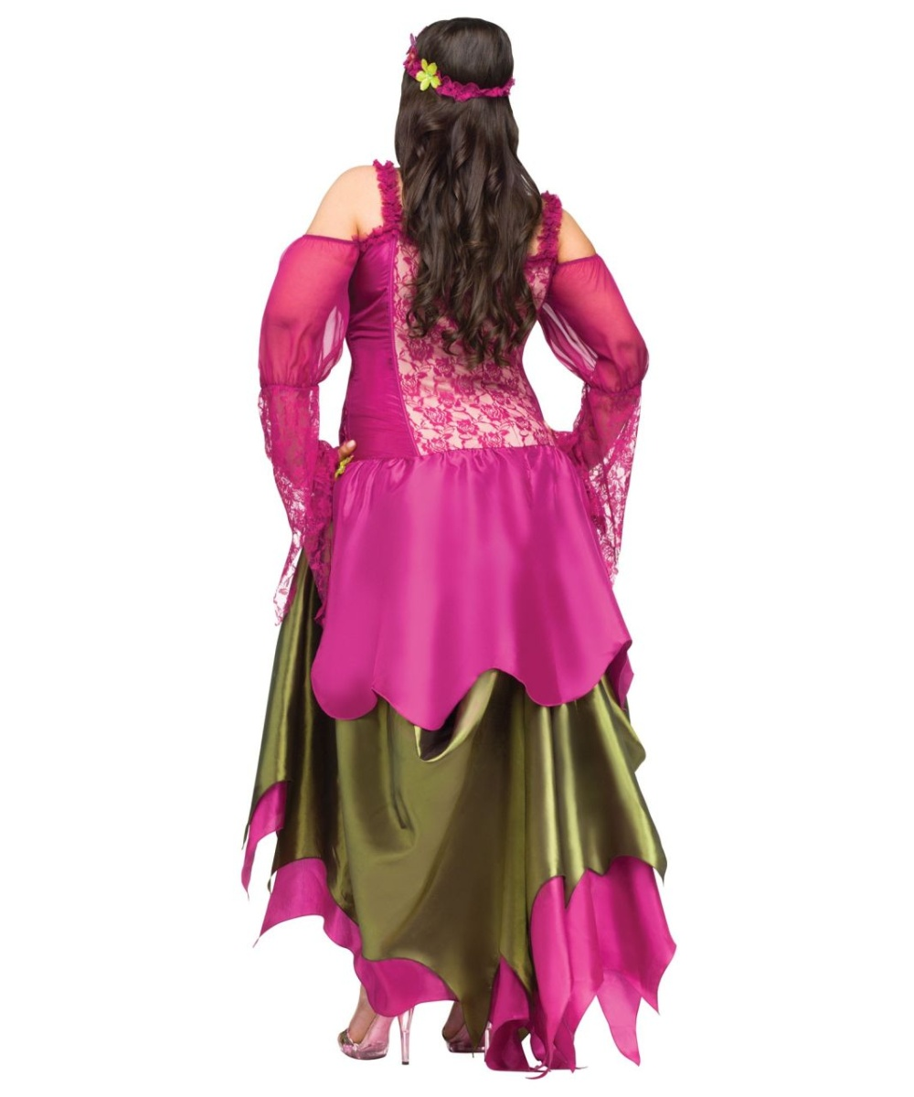 the fairy queen womens plus size costume theatrical